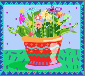 Potted Plant Society Logo