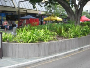 Flinders St Cotters Markets Sun in Townsville _colourful