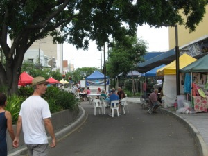 Flinders St Townsville Sunday Cotters Markets Mar 2012
