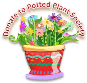 Donate to Potted Plant Society